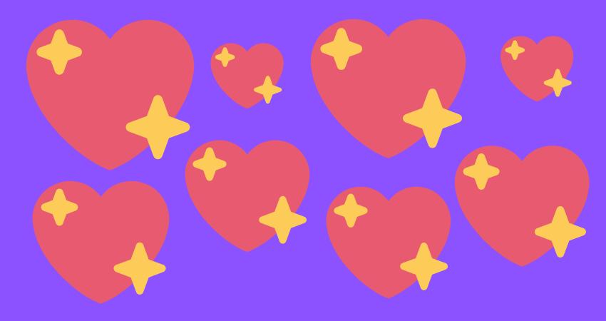 emojis zum kopieren herz