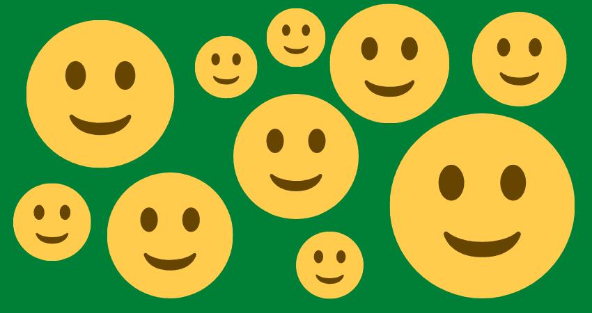Bedeutet smiley